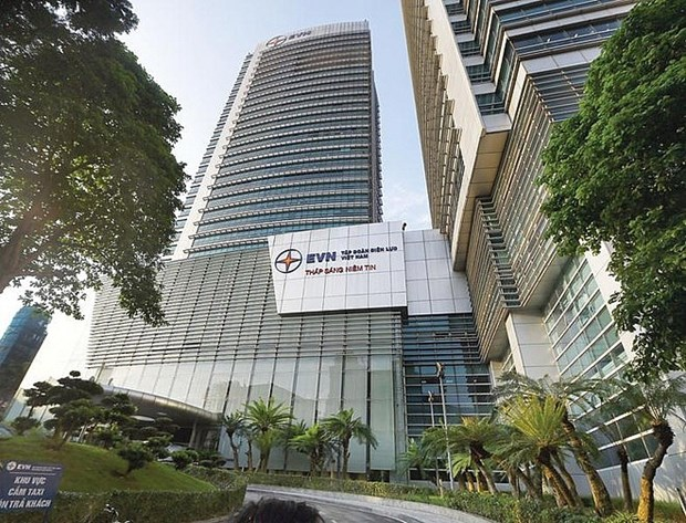 EVN sets to become major economic group hinh anh 1