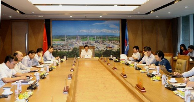 PetroVietnam identifies scientific research tasks for 2021 - 2025 hinh anh 1