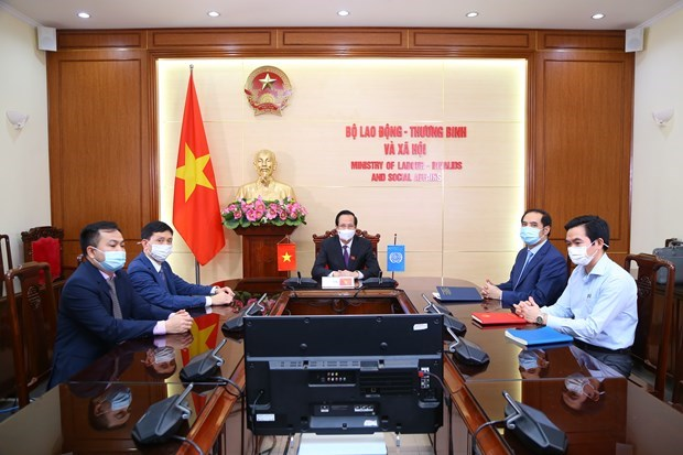 ILC-109: Vietnam promoting social justice, decent jobs for all hinh anh 1