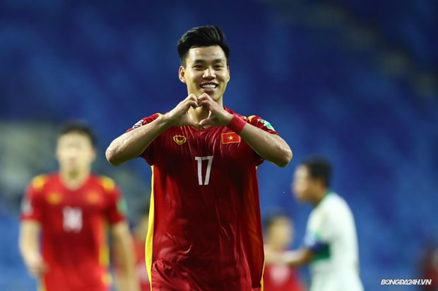 Vietnam retain top of Group G after trouncing Indonesia 4-0 hinh anh 2