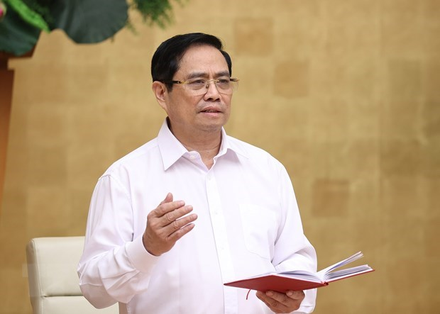 COVID-19 tally tops 20,000, authorities told to boost coordination, decentralisation hinh anh 4