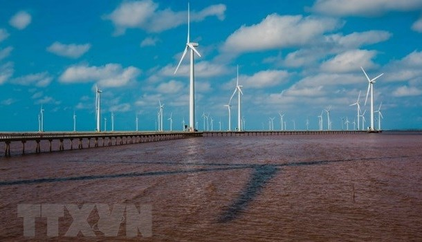 Bac Lieu prioritises renewable energy hinh anh 1