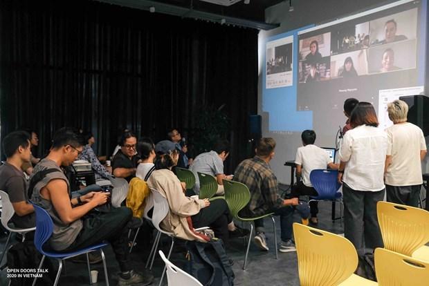 Vietnam witnesses vibrant development of creative spaces hinh anh 3
