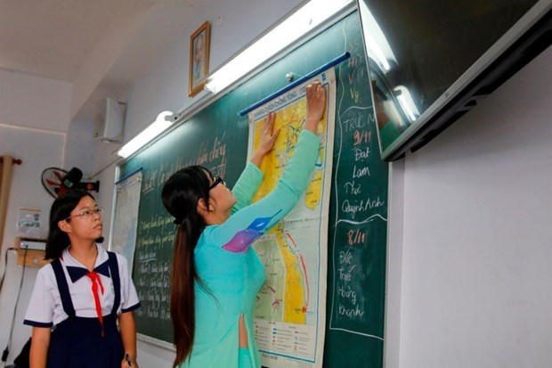 New teachers needed for integrated education programme hinh anh 1