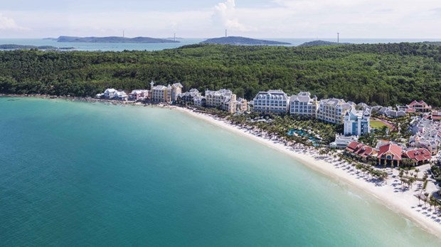 South Phu Quoc emerges as new resort paradise hinh anh 1