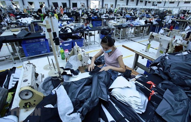 Vietnam's textile & garment exports continue to grow: US site hinh anh 1