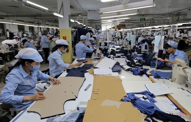 Vietnam's textile & garment exports continue to grow: US site hinh anh 2