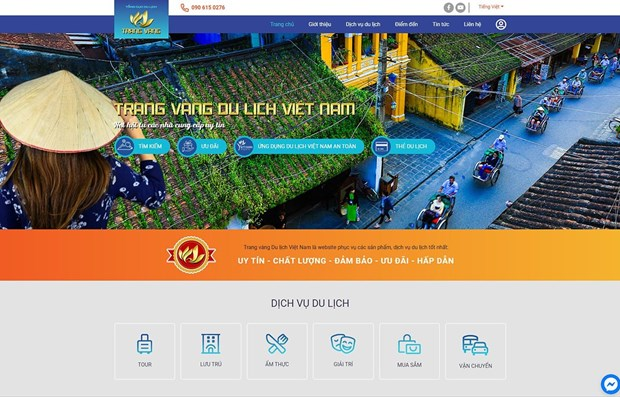 Digital transformation helps travel firms survive amid pandemic hinh anh 1