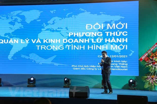 Digital transformation helps travel firms survive amid pandemic hinh anh 2