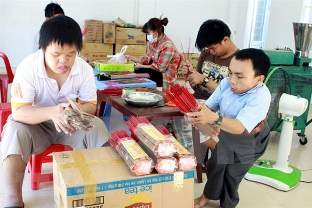 Joint efforts made to ease pains of AO/dioxin victims hinh anh 1