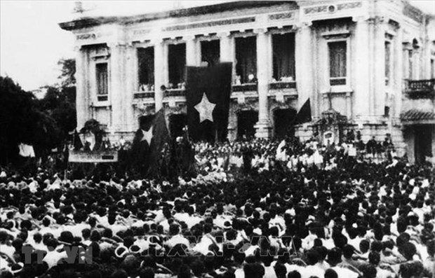 August Revolution's success proves strength of national great solidarity: expert hinh anh 1