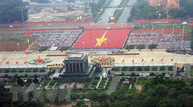 August Revolution's success proves strength of national great solidarity: expert hinh anh 4