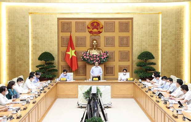 Ministry proposes solutions to promote post-pandemic market recovery hinh anh 1