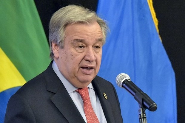UN Secretary General hopes for concrete denuclearisation from summit hinh anh 1