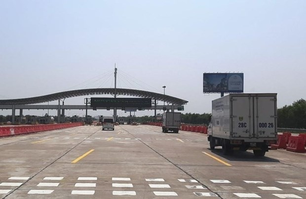 HN–Hai Phong expressway: Debt burden, investment environment concerns hinh anh 1