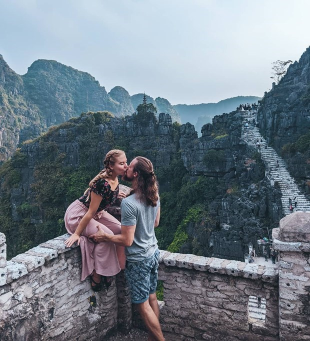 Ninh Binh's must-see destinations in Spring hinh anh 2