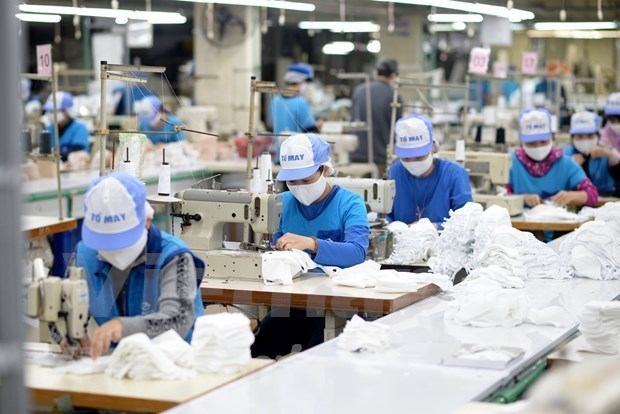 Banks try to work as fulcrum for enterprises amidst pandemic hinh anh 2