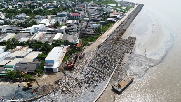 Vietnam mobilises resources to implement climate change adaptation hinh anh 3
