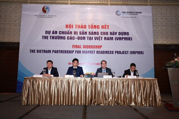 Vietnam on road to development of carbon market hinh anh 1
