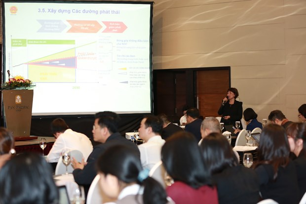 Vietnam on road to development of carbon market hinh anh 3