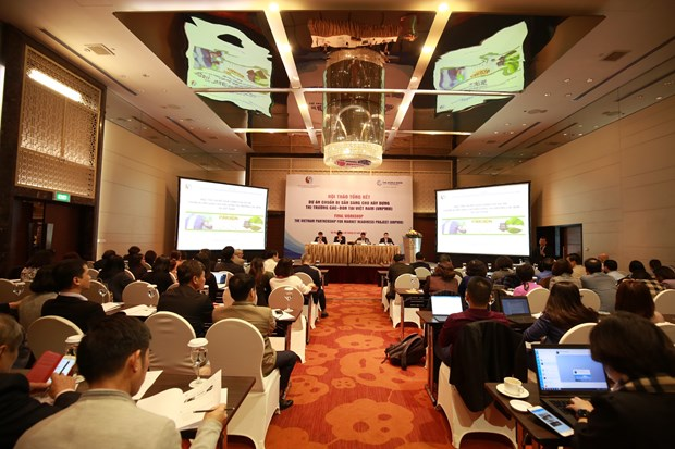 Vietnam on road to development of carbon market hinh anh 4