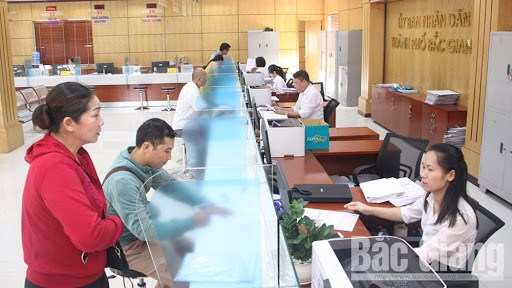 Bac Giang applying good practices in administrative reform hinh anh 2