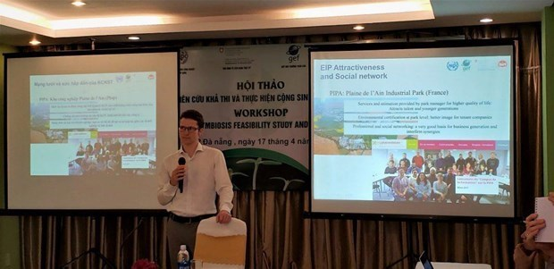 Eco-industrial park – a sustainable approach for VN's development hinh anh 1