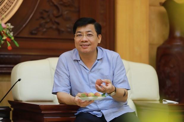 Success story of Bac Giang lychee hinh anh 2