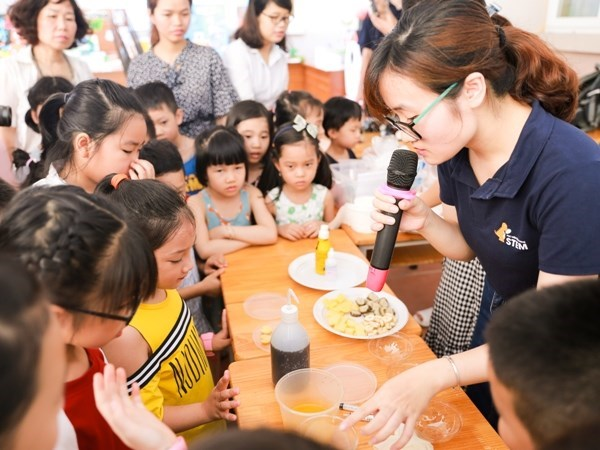 Teacher training: No more 'Chinese whispers' hinh anh 1