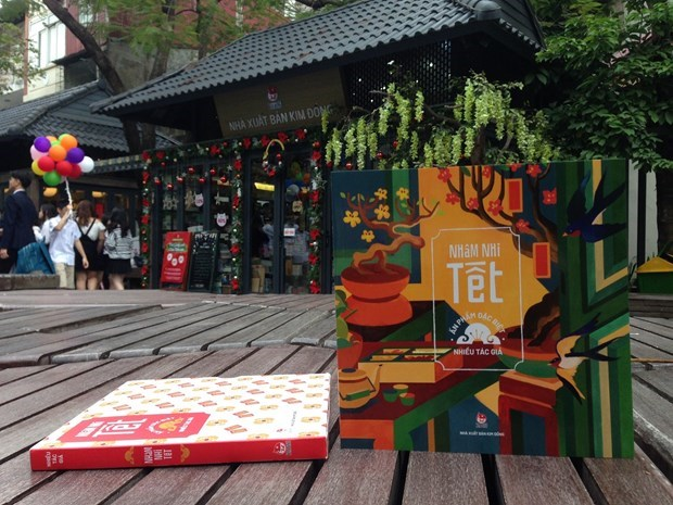 Tet books win back hearts of readers hinh anh 3