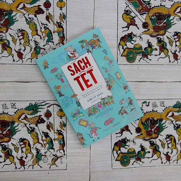 Tet books win back hearts of readers hinh anh 4