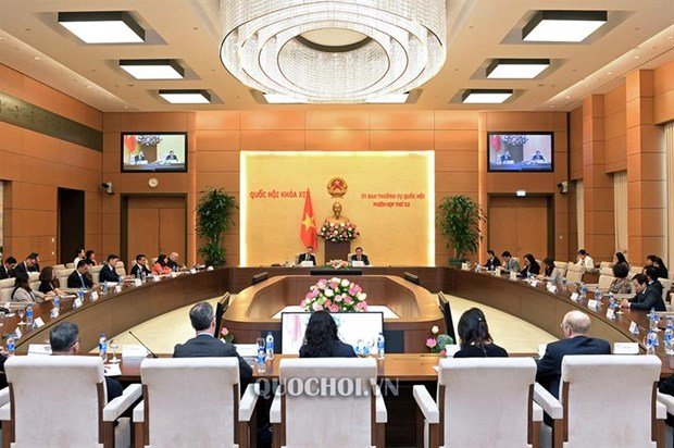 US-ASEAN Business Council bridges US firms and Vietnam: official hinh anh 1