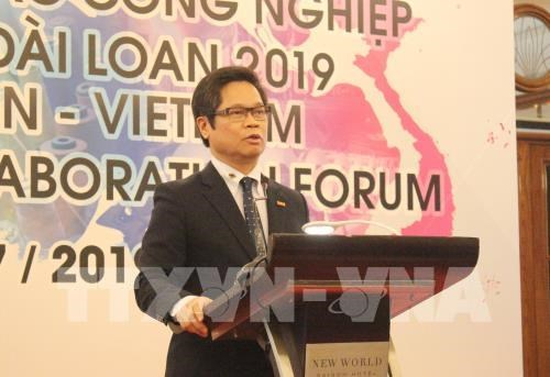 Vietnam, Taiwan boast huge potential for trade cooperation hinh anh 1