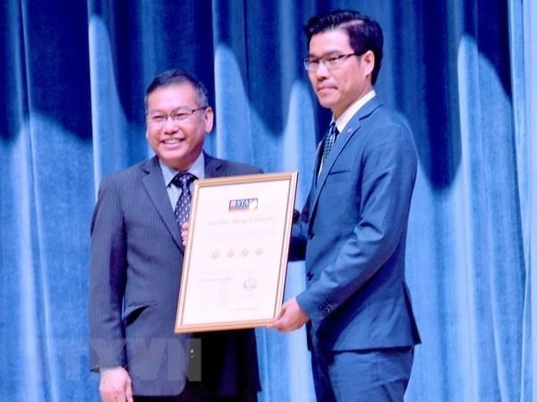 First Vietnamese university ranked among world's top 1,000 hinh anh 2