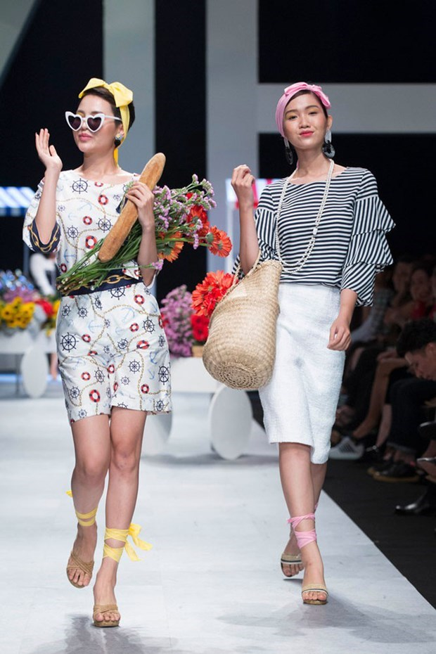 Vietnam int'l fashion week to gather famous local, global designers hinh anh 3