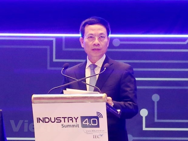 Vietnam optimises 4th Industrial Revolution to become developed nation hinh anh 2
