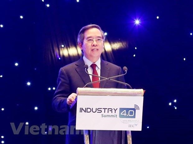 Vietnam optimises 4th Industrial Revolution to become developed nation hinh anh 1