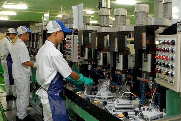 Vietnam's FDI inflow up in ten months hinh anh 1