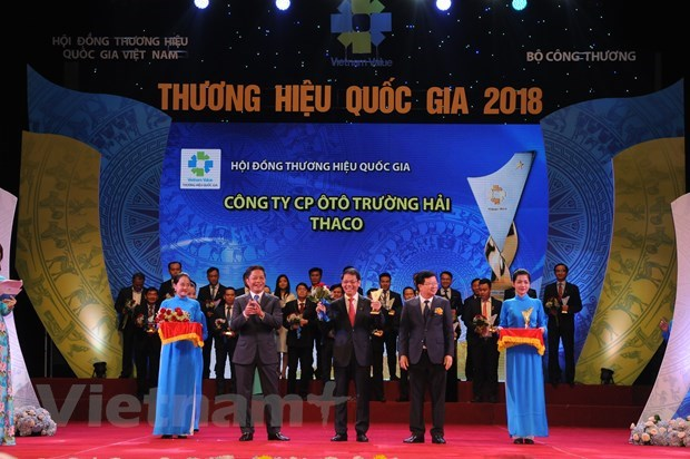 Efforts made to promote national brands hinh anh 1