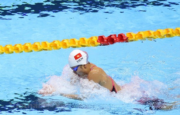 Vietnam makes outstanding performance at SEA Games 30 hinh anh 2