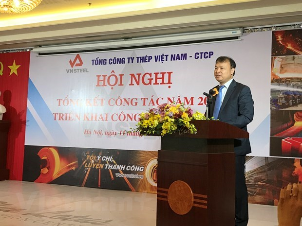 Steel sector advised to focus more on efficiency hinh anh 1