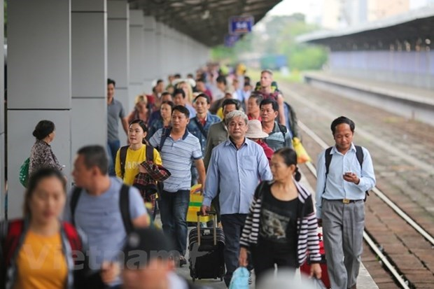 Railway sector resumes growth after sluggishness hinh anh 1