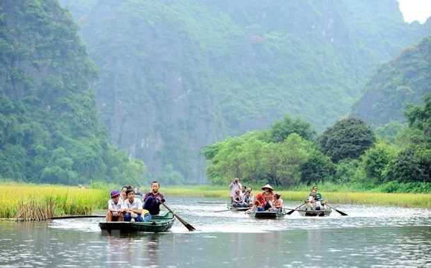 Ninh Binh ensures preservation-development harmony in Trang An hinh anh 2