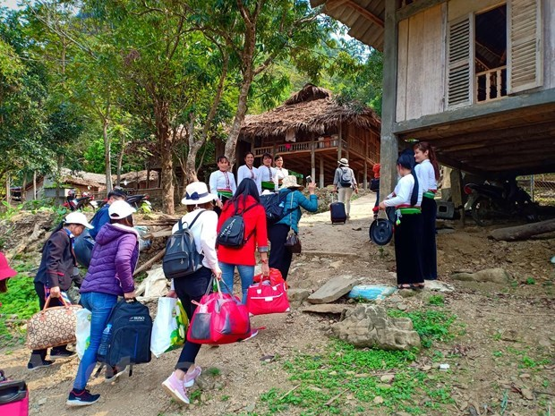 Da Bac tourism: progress initiated by pioneers hinh anh 1