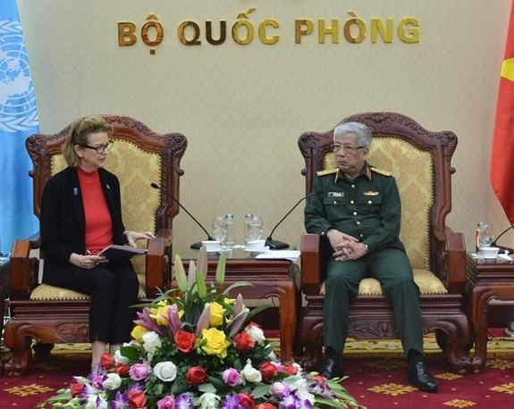 Vietnam, UNDP enjoy fruitful cooperation: UNDP official hinh anh 1
