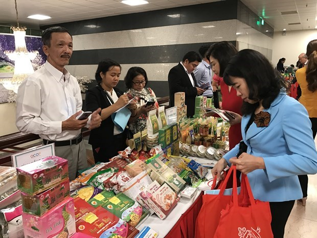 Supply-demand connection key to promoting domestic market hinh anh 1