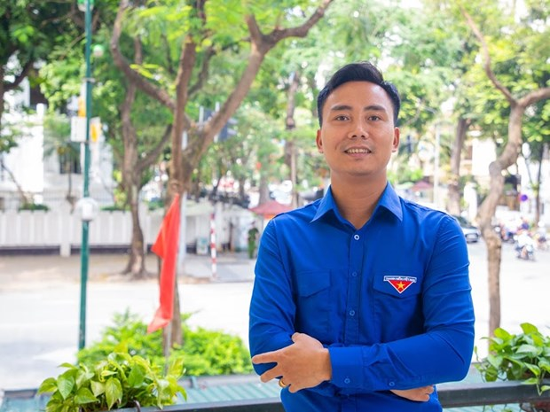 Following Uncle Ho's footsteps: Hanoi youth active in innovation hinh anh 3