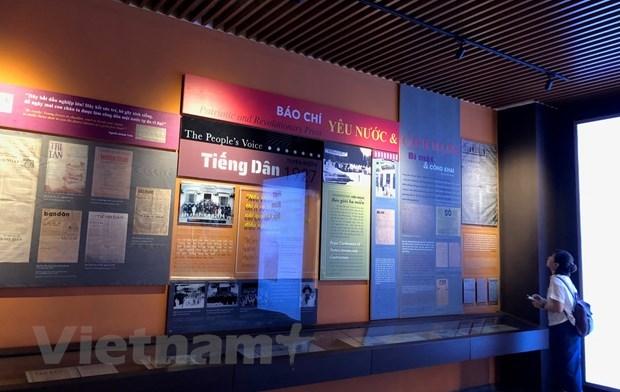 Vietnam Press Museum keeps memories of national history hinh anh 1