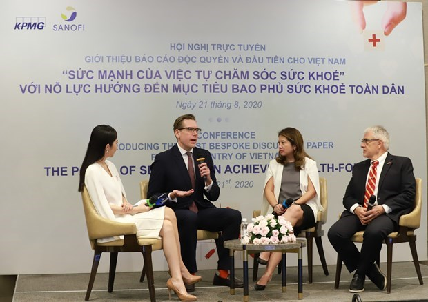 First bespoke research on self-care in Vietnam introduced hinh anh 2