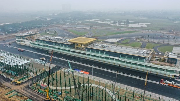Hanoi Formula 1 race: Opportunities to help Vietnam's tourism strive post COVID-19 hinh anh 1